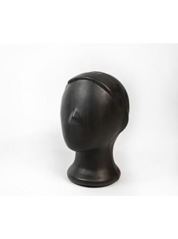 Манекен голова детская черный аватар