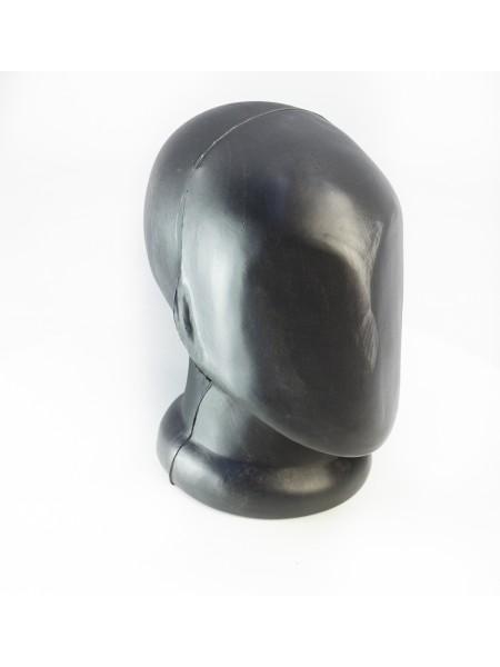 Манекен голова мужская аватар черная