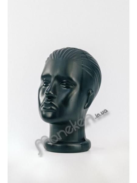 Манекен голова женская черная