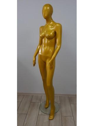Манекен женский B1-50 золотой
