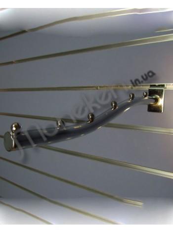 Флейта в экономпанель 6 шариков