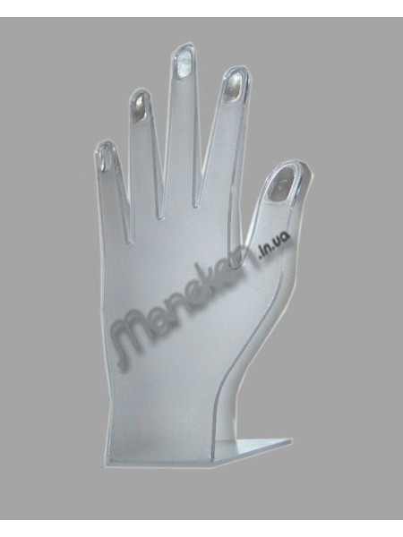 Подставка-рука для колец и браслетов