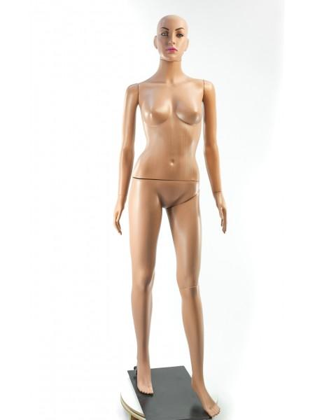 Манекен телесный Сиваян макияж