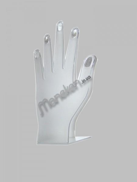 Подставка рука под кольца, браслеты