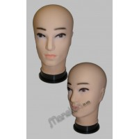 Манекен голова мужская силикон