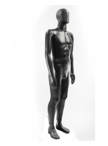 Манекен мужской Сенсей черный аватар