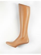 Манекен нога мужская под носок