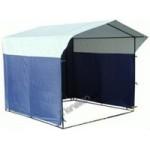 Разборные палатки для уличной торговли