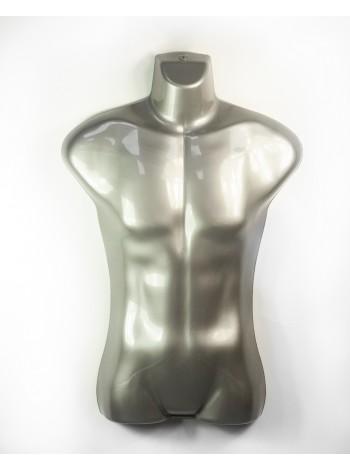 Манекен мужской металлик р.48-52