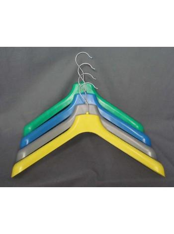 Плечики широкие ВОП 38/5 цветной микс
